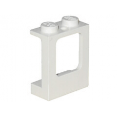 LEGO® 2377  White Window 1 x 2 x 2 Plane