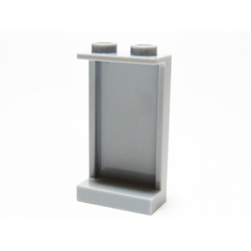 LEGO® 87544  Light Bluish Gray Panel 1 x 2 x 3 with Side Supports - Hollow Studs