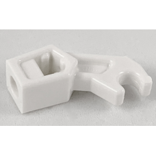LEGO® 98313  White Arm Mechanical, Exo-Force / Bionicle, Thick Support