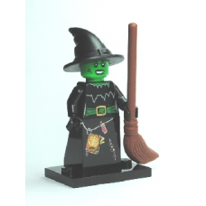 LEGO® col02-4  col02 Witch, Series 2 (