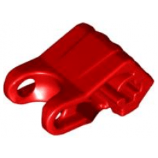 LEGO® 93575 Red Hero Factory Fist with Axle Hole - 4 fingers