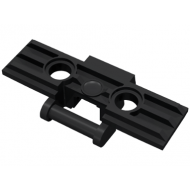 LEGO® 57518 Black Technic, Link Tread Wide with Two Pin Holes