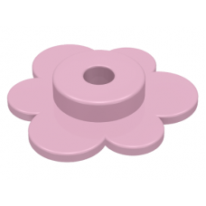 LEGO® 3742 Pink Plant Flower Small