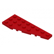 LEGO® 50304 Red Wedge, Plate 8 x 3 Right
