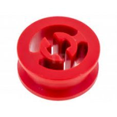 LEGO® 3482 Red Wheel with Split Axle Hole