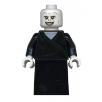 LEGO® hp197 Voldemort, White Head