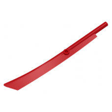 LEGO® 98137 Red Propeller 1 Blade 10L with Bar Sword Blade