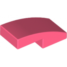 LEGO® 11477 Coral Slope, Curved 2 x 1