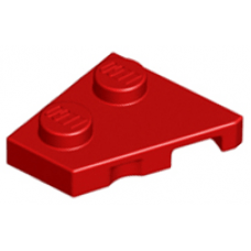 LEGO® 24299 Red Wedge, Plate 2 x 2 Left