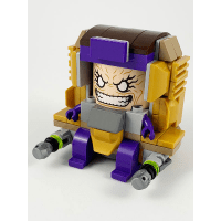 LEGO® sh656 MODOK without Stickers - Brick Built