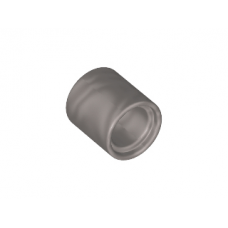 LEGO® 18654 Flat Silver Technic, Pin Connector Round 2/3 L