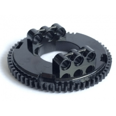 LEGO® 18938 Technic, Turntable Large Type 3 Top, 60 Tooth Black