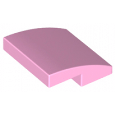LEGO® 15068 Slope, Curved 2 x 2 Bright Pink