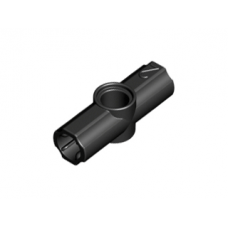 LEGO® 32034 Technic, Axle and Pin Connector Angled #2 - 180 degrees Black