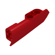 LEGO® 11946 Technic, Panel Fairing #21 Very Small Smooth, Side B Red