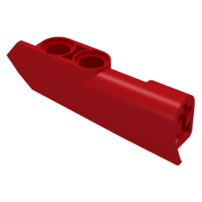 LEGO® 11947 Technic, Panel Fairing #22 Very Small Smooth, Side A Red